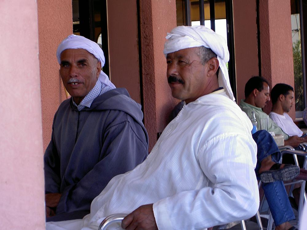 Round Morocco 21st Sept to 5th November 2004