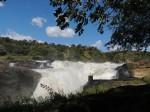 Murchisson falls from the top again, Uganda