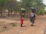 Ladies in Tanzania.