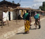 More colourful ladies, Tanzania