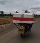 Yet another cycle load, Kenya