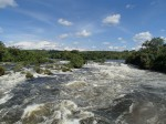 The Nile, Uganfa