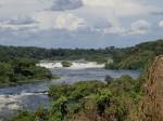 Pretty river in Uganda