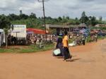 Near Fort Portal , Uganda