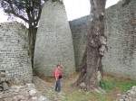We dont know the importance of this at Great Zimbabwe ancient city.