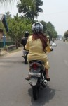 Lady rider 1