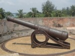 Gun at Fort Marlborough