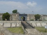 Fort Marlborough. Second largest fort in Asia..so says guide book..