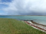 One of the beaches, South Uist