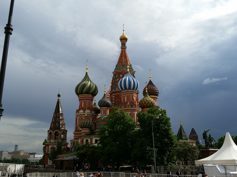 St Basil's, Moscow