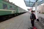 Ulaan Baatar station