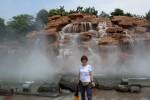 In Tang Paradise park, Xian