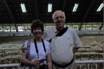 Clive and Nina at the Terracotta Warriers