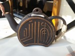 Cast iron teapot in Irkutsk weighed a ton!