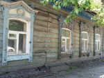 Old house in Irkutsk
