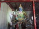 Figure in the Temple, Ulan Batar