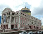 Theatre/Opera house in Manaus