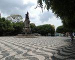 Main square in Manaus