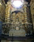 Sao Francisco church interior, Salvador