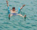 "Clive  ""swimming """