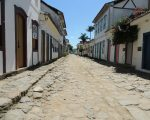 Wonderfully preserved Paraty.  No cars allowed in these streets.