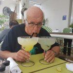 Big drinks, american Miami style