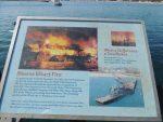 More Santa Barbara wharf history.