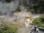 Gases, minerals and super hot at Waimangu near Rotorua